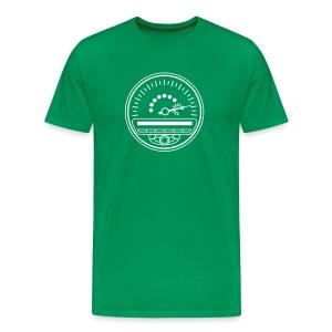 White Speedo - Men's Premium T-Shirt