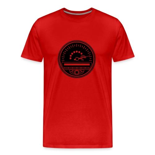Black Speedo - Men's Premium T-Shirt
