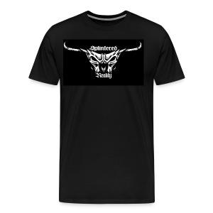 Angry Bull front - Men's Premium T-Shirt