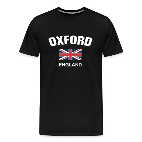 Oxford England - Men's Premium T-Shirt