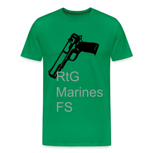 Marines - Men's Premium T-Shirt