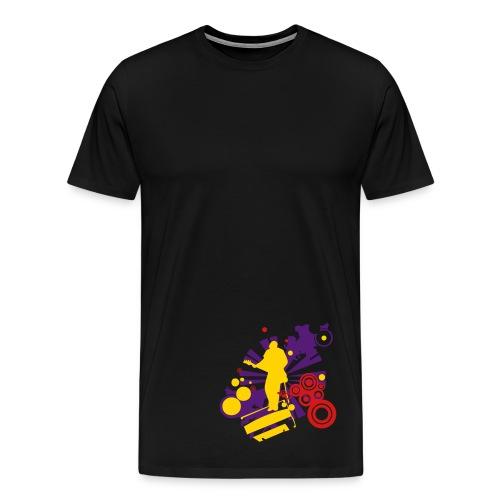 MENS:THE SOUND OF MUSIC - Men's Premium T-Shirt