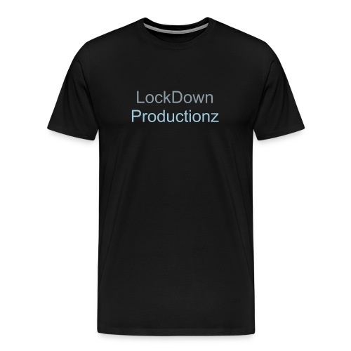 lock down - Men's Premium T-Shirt