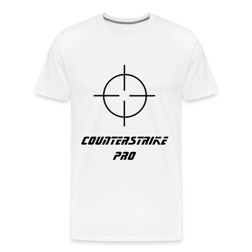 Counterstrike Pro - Men's Premium T-Shirt