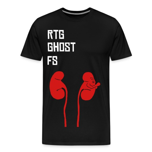 RtG Ghost - Men's Premium T-Shirt