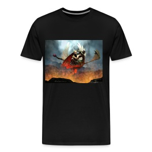 War in Heaven - Men's Premium T-Shirt