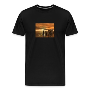 Remains - Men's Premium T-Shirt