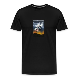 Satan's Doom - Men's Premium T-Shirt