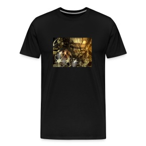 Demensional  Star - Men's Premium T-Shirt