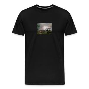 Dawns Rest - Men's Premium T-Shirt