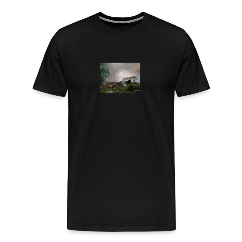 Dawns Rest - Men's Premium T-Shirt