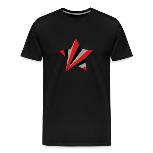 black stars - Men's Premium T-Shirt
