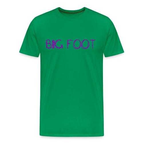 Big Foot - Men's Premium T-Shirt