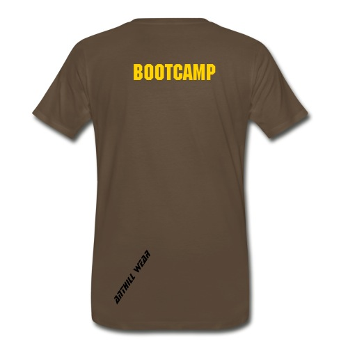 Anthill Bootcamp t-shirt - Men's Premium T-Shirt