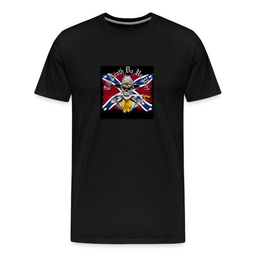 CSA Death before Dishonor - Men's Premium T-Shirt
