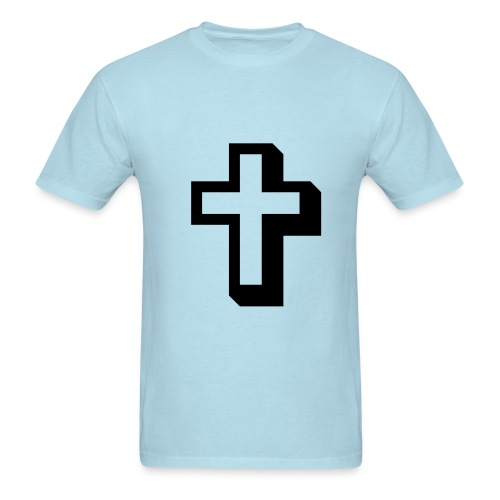 The Cross - Men's T-Shirt