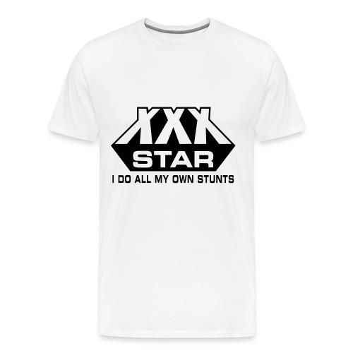 PORNO STAR - Men's Premium T-Shirt