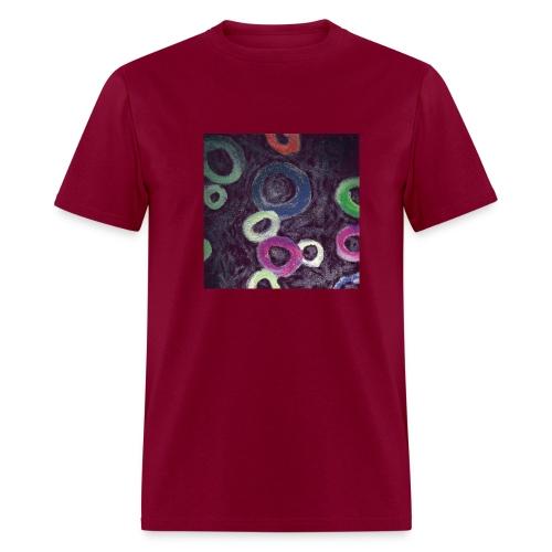 Burgundy Frucht Schleifen Men - Men's T-Shirt