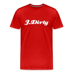 J.Dirty / King of the County T-Shirt - Men's Premium T-Shirt
