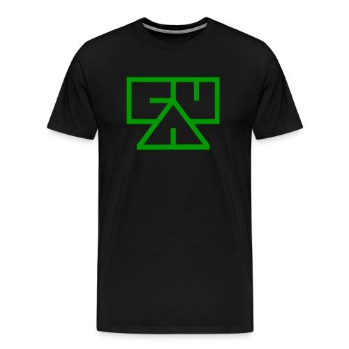 CAU Logo T-Shirt - Men's Premium T-Shirt