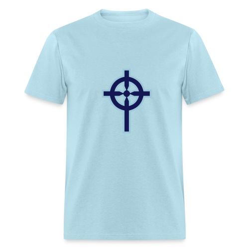 Basic Cross Tee - Men's T-Shirt