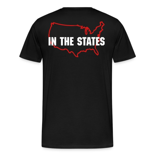 We In The States - Men's Premium T-Shirt