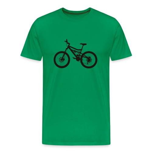 large bike - Men's Premium T-Shirt