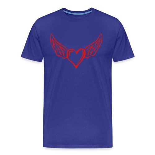 Empty Heart.. Can you fill it ? - Men's Premium T-Shirt