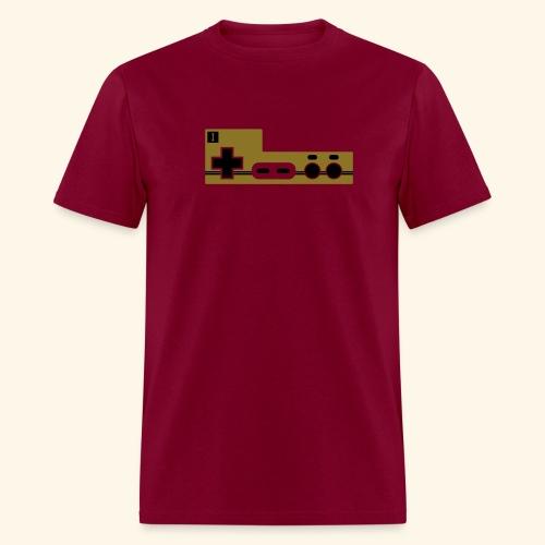 FamiController, goldprint - Men's T-Shirt