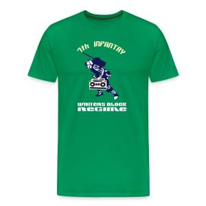 7th Infantry - Men's Premium T-Shirt