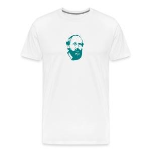 Bernhard Riemann - Men's Premium T-Shirt