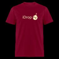 T-Shirts ~ Men's T-Shirt ~ iDrop Hbombs