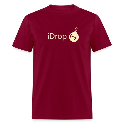iDrop Hbombs - Men's T-Shirt