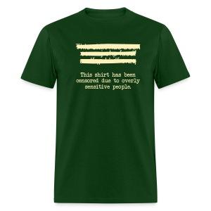 Humorous T - Men's T-Shirt