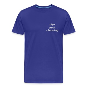 Pips Pool Cleaning - Men's Premium T-Shirt