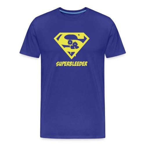 Superbleeder - Men's Premium T-Shirt