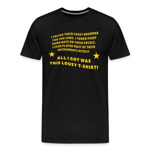 This Lousy T-Shirt - Men's Premium T-Shirt