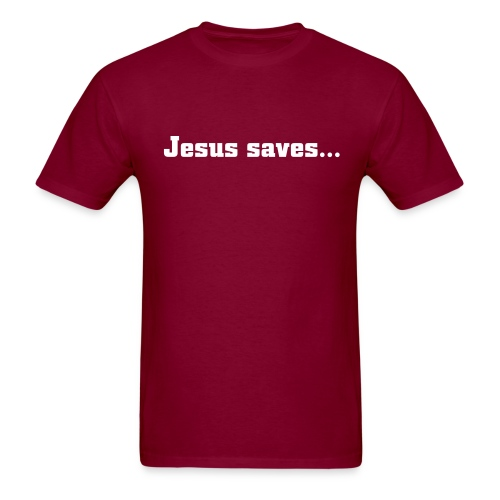 Jesus - Men's T-Shirt
