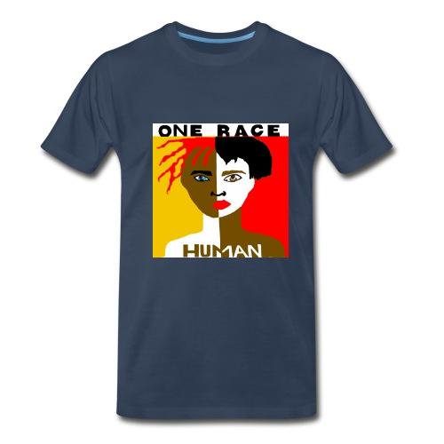 Anti-Racism T-shirt - Men's Premium T-Shirt