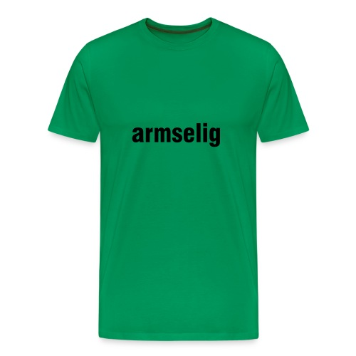 armselig - Men's Premium T-Shirt
