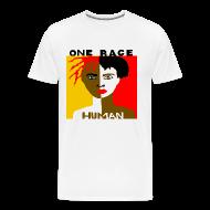 T-Shirts ~ Men's Premium T-Shirt ~ Anti-Racism T-shirt
