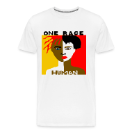 T-Shirts ~ Men's Premium T-Shirt ~ Anti-Racism T-shirt