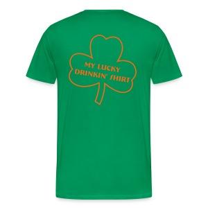 WWMD IRISH - Men's Premium T-Shirt