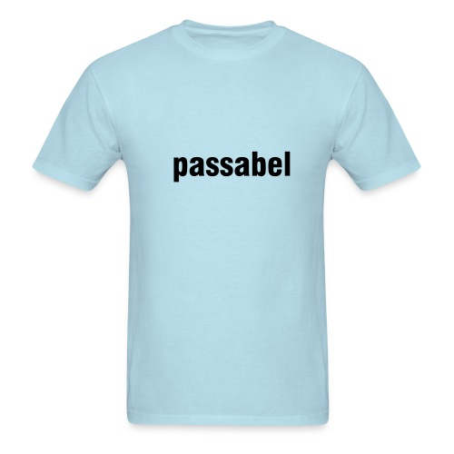 passabel - Men's T-Shirt