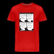 T-Shirts ~ Men's Premium T-Shirt ~ How to Curse Without Cursing