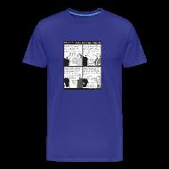 T-Shirts ~ Men's Premium T-Shirt ~ How to Greet People