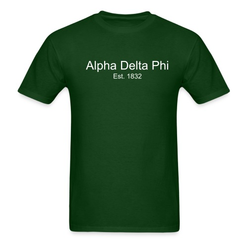 Alpha Delta Phi - Men's T-Shirt