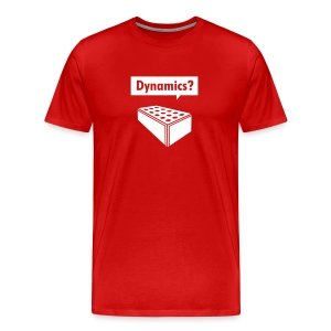 Dynamics? - Men's Premium T-Shirt