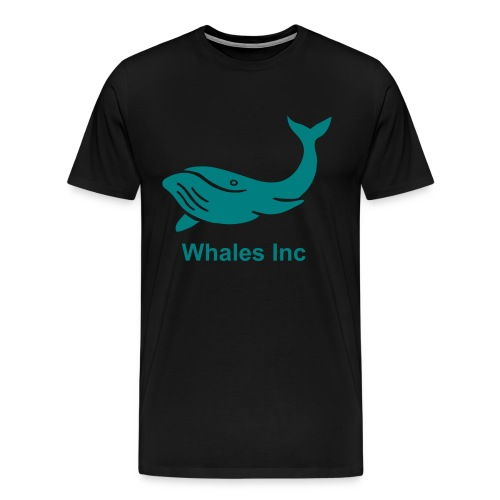 Whales Inc - Men's Premium T-Shirt