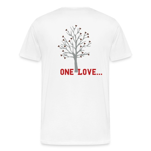 one man - Men's Premium T-Shirt